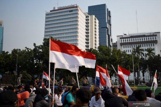 Presiden Jokowi diminta tak keluarkan Perppu KPK