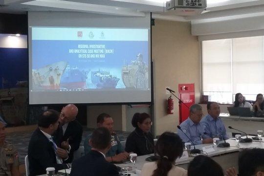 KKP perkuat kolaborasi dengan Interpol atasi pencurian ikan