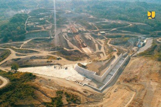 Pembangunan Bendungan Napun Gete ditargetkan selesai 2020