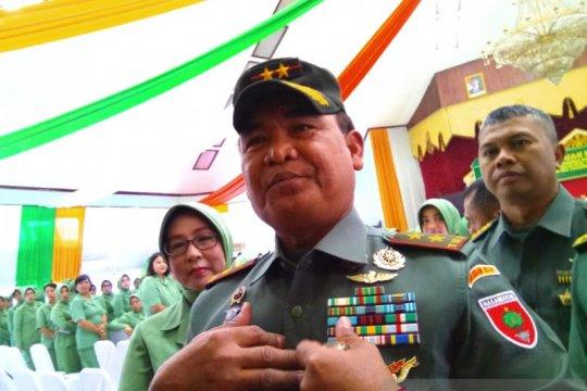 Pangdam XIV/Hasanuddin ingatkan ibu-ibu Persit jaga jari