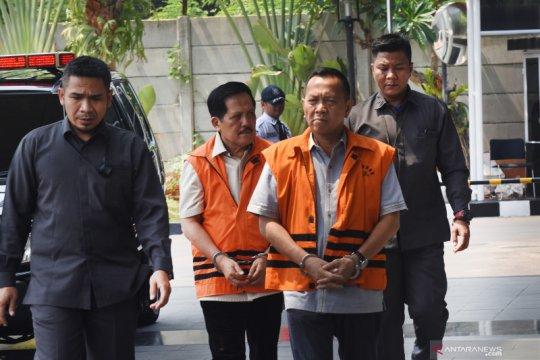 Tiga mantan anggota DPRD Jambi segera disidang terkait suap RAPBD