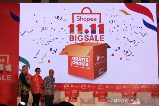Shopee luncurkan program ekspor produk lokal ke Singapura dan Malaysia
