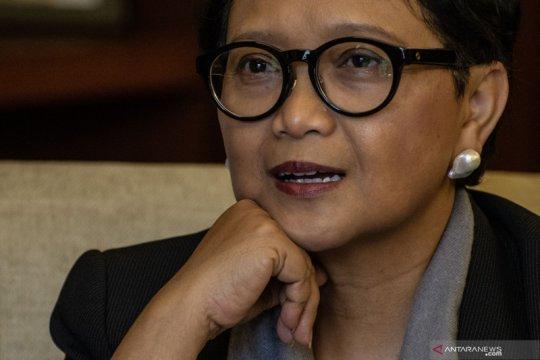 Retno Marsudi sebut tantangan diplomat perempuan lebih banyak