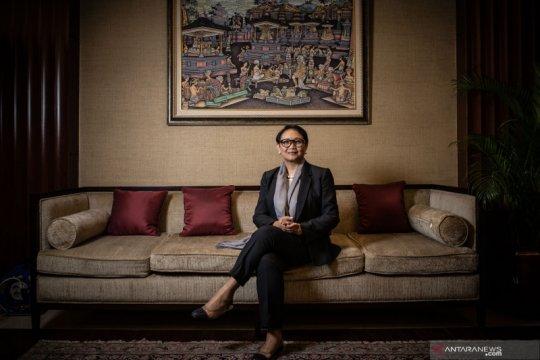 Menlu: Indonesia selalu ingin aktif dalam penyelesaian masalah dunia