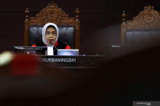 MK pertanyakan kerugian konstitusional akibat pasal Dewan Pengawas KPK