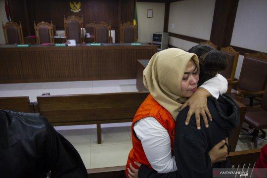 Ina Yuniarti, terdakwa penyebar video kebencian terhadap Presiden Jokowi divonis bebas