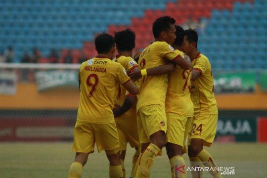 Tim Sriwijaya FC antisipasi asap jelang laga terakhir