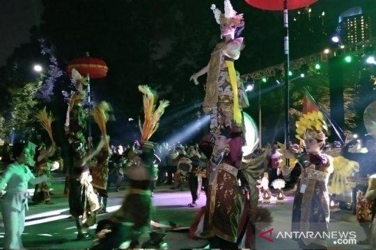 "Seniman muda Bali pentas ""Candra Bhawa"" di Pekan Kebudayaan Nasional"