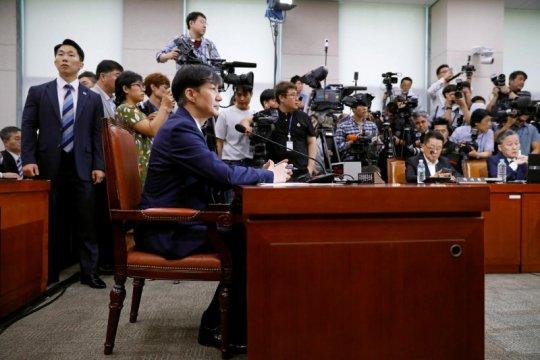 Menteri Kehakiman Korsel mundur akibat skandal korupsi