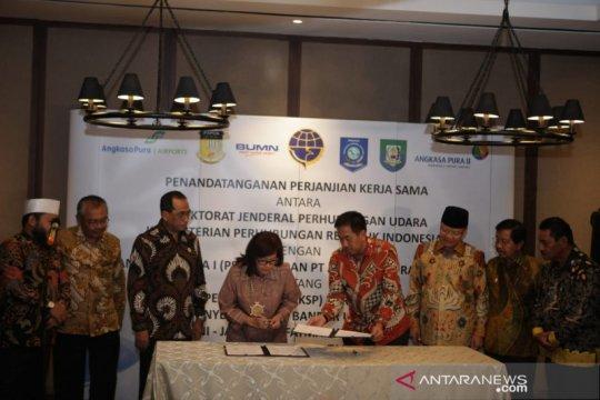 AP II buka rute internasional di Bandara Bengkulu tahun depan