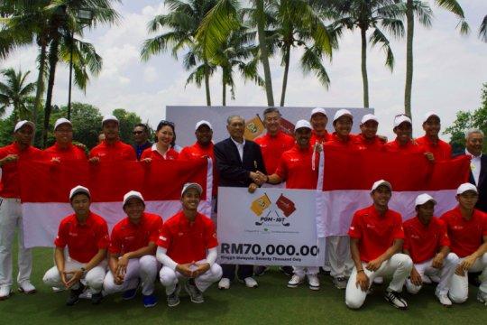 Indonesia siap kalahkan Malaysia pada turnamen beregu IGT-PGM 2019
