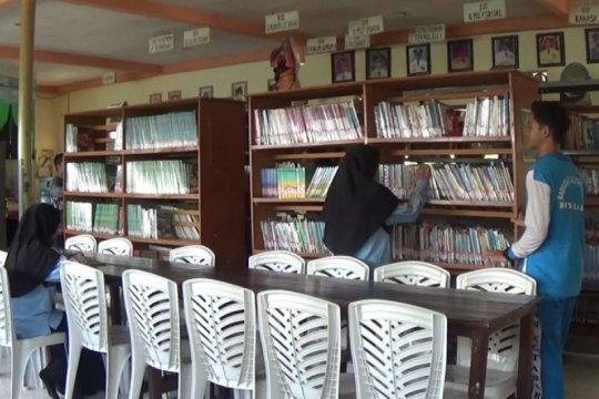 Sekolah di Kotabaru canangkan perpustakaan hijau