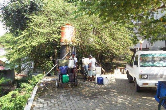 18 sumur bor disediakan BPBD Metro antisipasi kekurangan air
