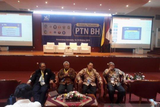 PTNBH motor perkembangan pendidikan tinggi di Indonesia