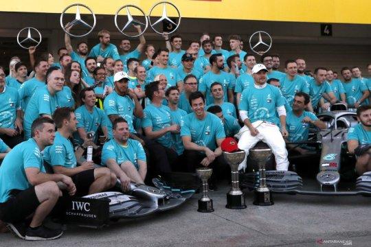 Peran budaya kerja di balik kejayaan Mercedes