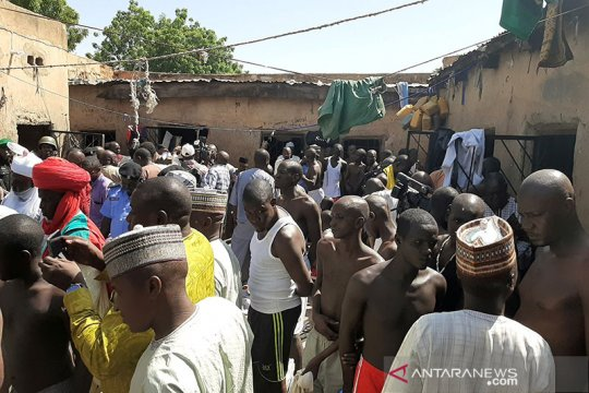 "Ratusan orang melarikan diri dari ""sekolah"" kejam di Nigeria"