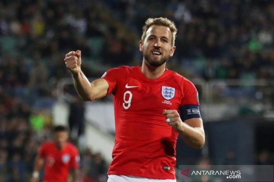Inggris bungkam Bulgaria dan suporternya yang rasis 6-0