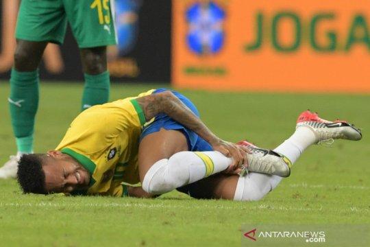 Neymar diperkirakan menepi empat pekan