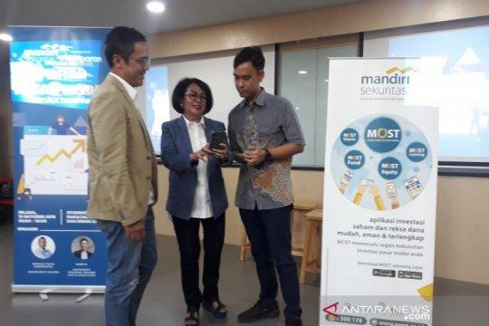 Mandiri Sekuritas ajak mahasiswa UI investasi di pasar modal