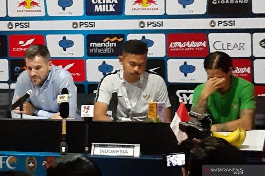 Alasan Simon pilih Yanto Basna jadi kapten tim