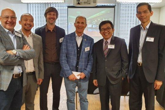 Tiga pengusaha kopi Indonesia promosikan produk di Swiss