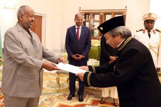 Dubes RI serahkan surat kepercayaan kepada Presiden Djibouti
