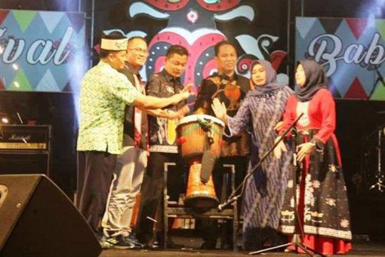 Perputaran uang di Festival Babukung mencapai miliaran rupiah