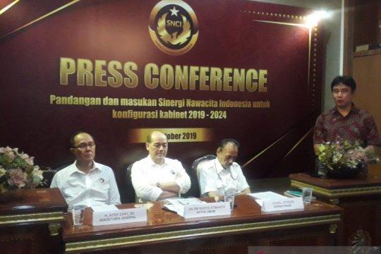 SNCI: Ekonomi dan radikalisme tantangan serius Jokowi-Ma'ruf