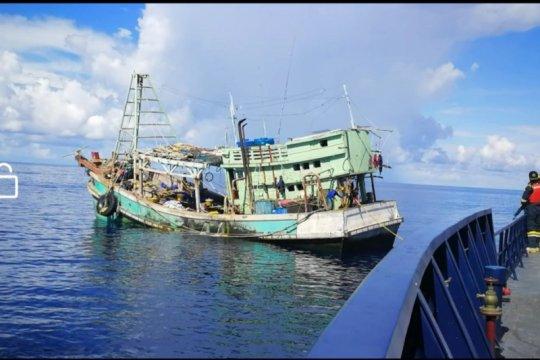 """KKP tangkap kapal ikan Vietnam dan Malaysia pelaku """"illegal fishing"""""""