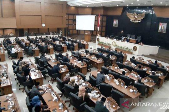 DPRD Jabar resmikan alat kelengkapan dewan