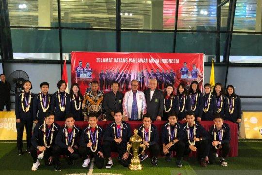 Pemerintah isyaratkan bonus untuk tim junior