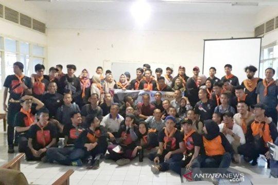18 gunung siap didaki Pamor UPI pecahkan rekor pendakian tercepat