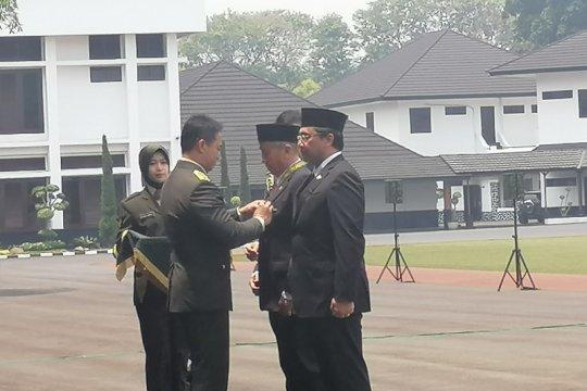 Dua pimpinan BPK dianugerahi Bintang Kartika Eka Paksi