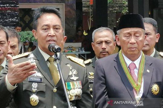 Nyinyir soal Wiranto, KSAD beri sanksi tujuh prajurit