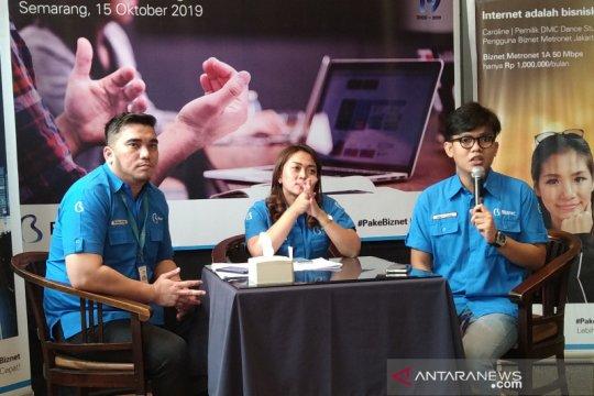 Biznet akan perluas cakupan area di Jawa Tengah
