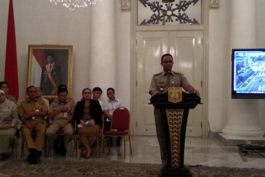 Anies: Transportasi Jakarta banyak pengembangan