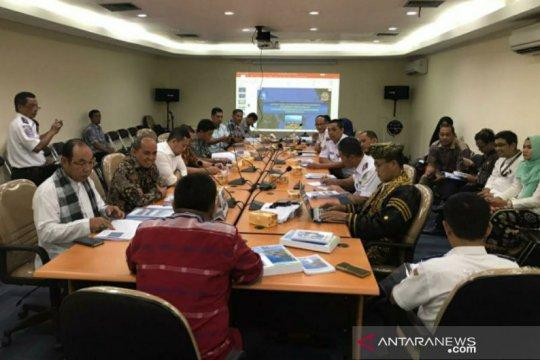 Wako Pangkalpinang-Kemenhub bahas studi kelayakan pengganti Pelabuhan Pangkalbalam