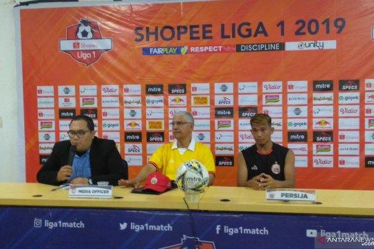 Pelatih Persija ingin beri kesan manis pada laga debut