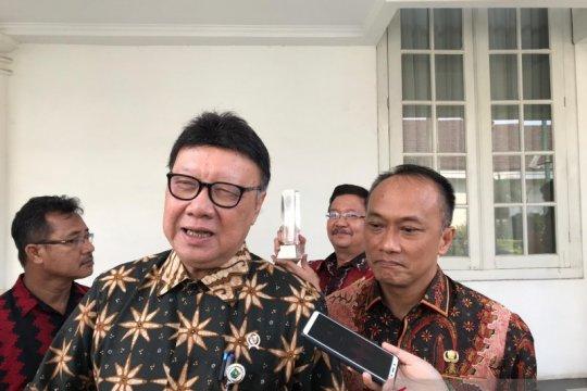 OTT Bupati Indramayu, Mendagri: Saya hanya bisa mengingatkan yang lain