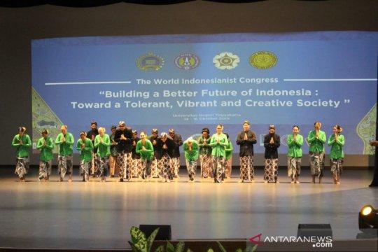 Ahli Indonesia dari 43 negara hadiri kongres di Yogyakarta