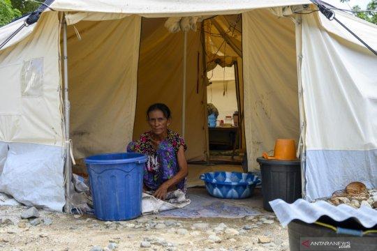 Nasib pengungsi banjir bandang