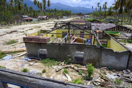 Desa Bangga Kabupaten Sigi tidak layak huni