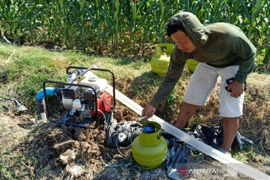 Pemerintah salurkan 1.000 paket konversi bahan bakar pompa petani