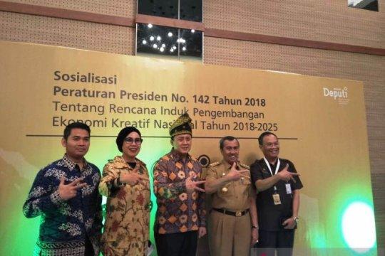 Riau genjot ekonomi kreatif antisipasi penurunan sektor migas
