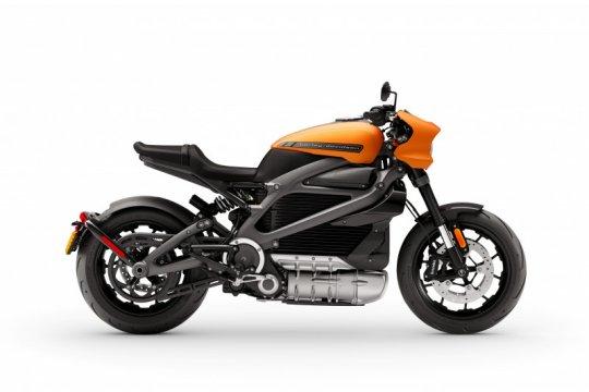 Harley-Davidson hentikan produksi sepeda motor listrik LiveWire