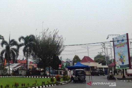 Kabut asap mulai selimuti lagi Kota Solok-Sumbar