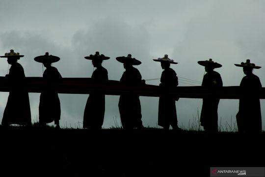Ritual Mangngaro, upacara kematian masyarakat Mamasa