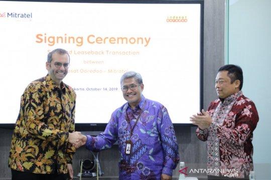 Siap hadapi 5G, TelkomGroup akuisisi 2.100 menara Indosat