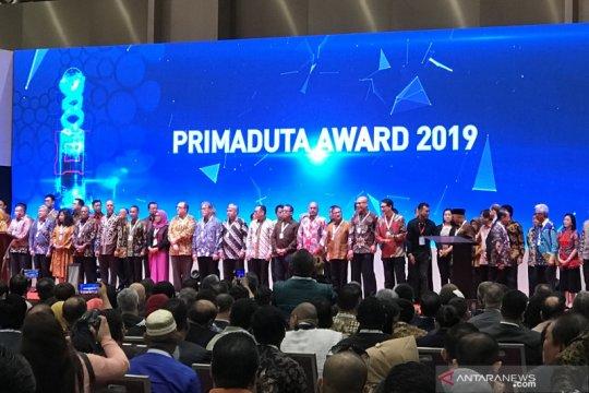 Pemerintah anugerahkan Primaduta Award kepada pembeli produk Indonesia
