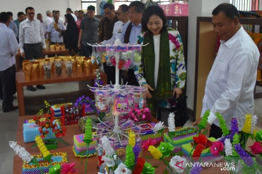 Rombongan Konjen China kagumi produk unggulan Deliserdang